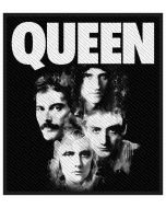 QUEEN - Faces - Patch / Aufnäher