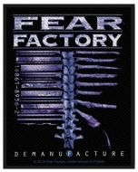 FEAR FACTORY - Demanufacture - Patch / Aufnäher
