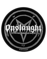 ONSLAUGHT - Pentagram - Patch / Aufnäher