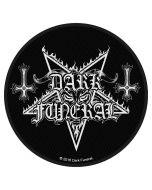 DARK FUNERAL - Circular - Logo - Patch / Aufnäher