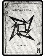 METALLICA - Dealer - Patch / Aufnäher