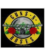 GUNS N ROSES - Bullet - Logo - Patch / Aufnäher