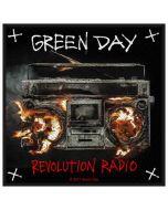 GREEN DAY - Revolution Radio - Patch / Aufnäher