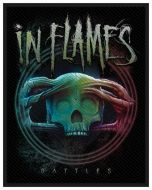 IN FLAMES - Battles - Patch / Aufnäher