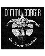 DIMMU BORGIR - In Sorte Diaboli - Patch / Aufnäher
