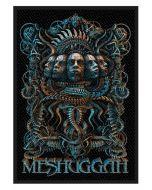 MESHUGGAH - Five Faces - Patch / Aufnäher