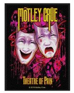 MÖTLEY CRÜE - Theatre of Pain - Patch / Aufnäher
