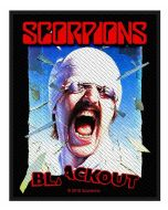 SCORPIONS - Blackout - Patch / Aufnäher