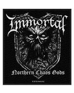 IMMORTAL - Northern Chaos Gods - Patch / Aufnäher