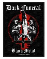 DARK FUNERAL - Black Metal - Patch / Aufnäher