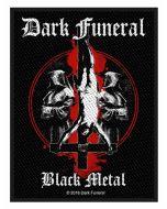 DARK FUNERAL - Black Metal - Patch / Aufnäher