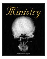MINISTRY - The Mind is a terrible thing to taste - Patch / Aufnäher
