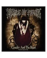 CRADLE OF FILTH - Cruelty and the beast - Patch / Aufnäher