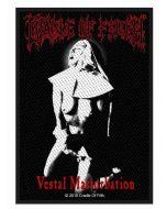 CRADLE OF FILTH - Vestal Masturbation - Patch / Aufnäher