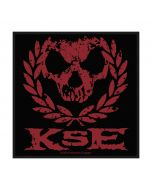KILLSWITCH ENGAGE - Skull Wreath - Patch / Aufnäher