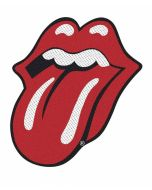 THE ROLLING STONES - Classic Tongue - Cut Out - Patch / Aufnäher