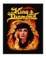 KING DIAMOND - Fatal Portrait - Patch / Aufnäher