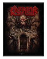 KREATOR - GOV - Pentagram - Patch / Aufnäher
