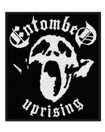 ENTOMBED - Uprising - Patch / Aufnäher