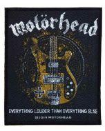 MOTÖRHEAD - Lemmys Bass - Patch / Aufnäher