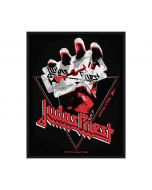 JUDAS PRIEST - Vintage - British Steel - Patch / Aufnäher