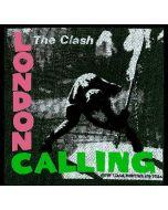 THE CLASH - London Calling - Patch / Aufnäher
