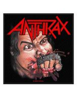ANTHRAX - Fistful of Metal - Patch / Aufnäher