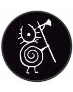 HEILUNG - Warrior Snail - Patch / Aufnäher