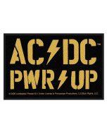 AC/DC - PWR-UP - Patch / Aufnäher
