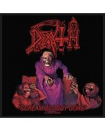 DEATH - Scream Bloody Gore - Patch