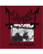 MAYHEM - Deathcrush - Patch / Aufnäher