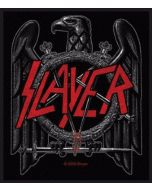 SLAYER - Black Eagle - Patch / Aufnäher