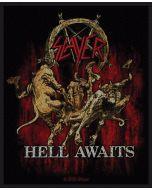 SLAYER - Hell Awaits - Patch / Aufnäher