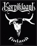 KORPIKLAANI - Finland - Patch / Aufnäher
