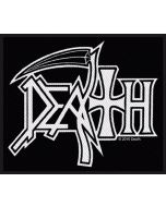 DEATH - Logo - Patch / Aufnäher