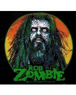 ROB ZOMBIE - Zombie Face - Patch / Aufnäher