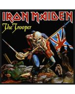 IRON MAIDEN - The Trooper - Patch / Aufnäher
