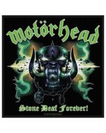 MOTÖRHEAD - Stone Deaf Forever - Patch / Aufnäher