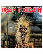 IRON MAIDEN - Iron Maiden - Patch / Aufnäher