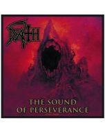 DEATH - Sounds of Perseverance - Patch / Aufnäher