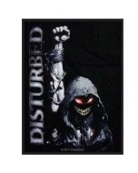 DISTURBED - Up your Fist - Patch / Aufnäher