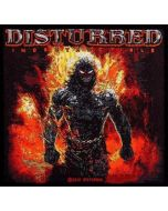 DISTURBED - Indestructible - Patch / Aufnäher