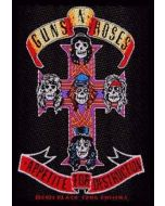 GUNS N ROSES - Appetite for Destruction - Patch / Aufnäher