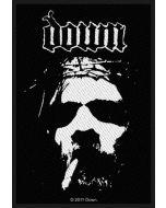 DOWN - Logo - Patch / Aufnäher
