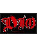 DIO - Logo - Patch / Aufnäher