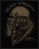 BLACK SABBATH - US Tour 78 - Patch / Aufnäher