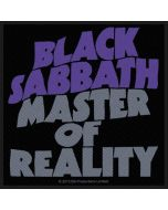 BLACK SABBATH - Master of Reality - Patch / Aufnäher