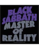 BLACK SABBATH - Master of Reality - Patch / Aufnäher
