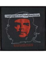 RAGE AGAINST THE MACHINE - Che Logo - Patch / Aufnäher