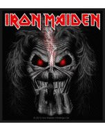 IRON MAIDEN - Eddie Candle Finger - Patch / Aufnäher
